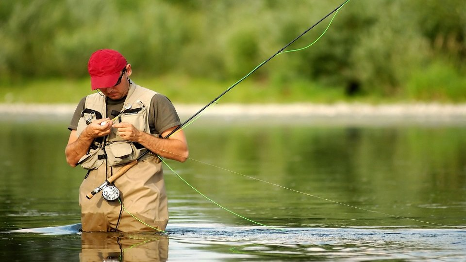Fly Fishing and Casting